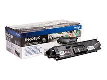 TN-326BK - Schwarz - Original - Tonerpatrone - für Brother DCP-L8400, DCP-L8450, HL-L8250, HL-L8350, MFC-L8650, MFC-L8850