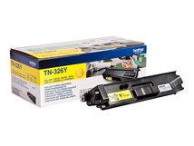 TN-326Y - Gelb - Original - Tonerpatrone - für Brother DCP-L8400, DCP-L8450, HL-L8250, HL-L8350, MFC-L8650, MFC-L8850