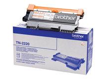 TN2220 - Schwarz - Original - Tonerpatrone - für Brother DCP-7060, 7065, 7070, HL-2220, 2240, 2250, 2270, MFC-7360, 7460, 7860; FAX-2840