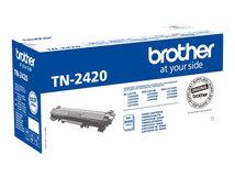 TN2420 - Hohe Ergiebigkeit - Schwarz - Original - Tonerpatrone - für Brother DCP-L2510, L2530, L2537, L2550, HL-L2350, L2370, L2375, MFC-L2713, L2730, L2750