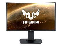 """TUF Gaming VG24VQ - LED-Monitor - gebogen - 59.9 cm (23.6"""") - 1920 x 1080 Full HD (1080p) @ 144 Hz - VA"""