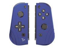 Twin Pads - Game Pad - kabellos - Blau (Packung mit 2) - für Nintendo Switch