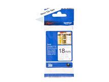TZe-N241 - Schwarz auf Weiß - Rolle (1,8 cm x 8 m) 1 Rolle(n) nicht-laminiertes Schriftband - für Brother PT-D600; P-Touch PT-1880, D450, E550, E800, P900, P950; P-Touch Cube Plus PT-P710