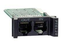 - Überspannungsschutz (Rack - einbaufähig) - 1U - Schwarz - für P/N: PRM24, PRM4