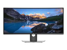 """UltraSharp U3419W - LED-Monitor - gebogen - 86.72 cm (34.14"""") (34.14"""" sichtbar) - 3440 x 1440 UWQHD - IPS"""