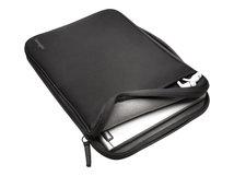 """Universal - Notebook-Hülle - 29.5 cm (11.6"""") - Schwarz"""