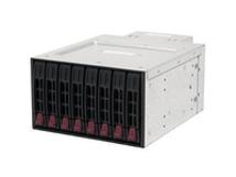 "Upgrade Kit 4x 2.5"" to 8x 2.5"" - System-Upgrade-Kit - für PRIMERGY RX2530 M4, RX2530 M4 Liquid Cooling, RX2530 M5, RX2530 M5 Liquid Cooling"