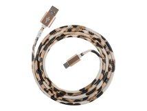 - USB-Kabel - USB (M) bis USB-C (M) - USB 2.0 - 1.5 m - Leo