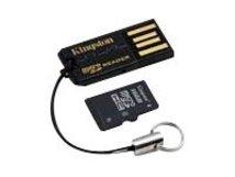 USB microSD Reader - Kartenleser (microSD, microSDHC) - USB 2.0