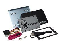 "UV500 Desktop/Notebook upgrade kit - Solid-State-Disk - verschlüsselt - 120 GB - intern - 2.5"" (6.4 cm) (in 8,9 cm Träger) (in 3,5 Zoll Träger)"