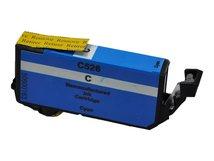 V7 - Cyan - compatible - wiederaufbereitet - Tintenpatrone - für Canon PIXMA iP4950, iX6550, MG5350, MG6150, MG6250, MG8150, MG8250, MX715, MX885, MX895