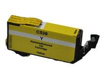 V7 - Gelb - compatible - wiederaufbereitet - Tintenpatrone - für Canon PIXMA iP4950, iX6550, MG5350, MG6150, MG6250, MG8150, MG8250, MX715, MX885, MX895