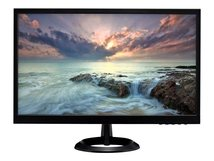 "V7 L215E-2EU - LED-Monitor - 54.6 cm (21.5"") - 1920 x 1080 Full HD (1080p) - TN - 200 cd/m²"