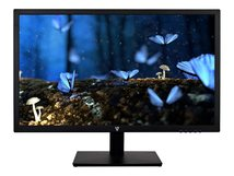 "V7 L236E-3EU - LCD-Monitor - 59.9 cm (23.6"") - 1920 x 1080 Full HD (1080p) - VA - 250 cd/m²"