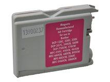 V7 - Magenta - compatible - wiederaufbereitet - Tintenpatrone - für Brother DCP-350, 353, 357, 560, 750, 770, MFC-3360, 465, 5460, 5860, 660, 680, 845, 885
