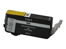 V7 - Schwarz - compatible - wiederaufbereitet - Tintenpatrone - für Canon PIXMA iP4700, MP540, MP550, MP560, MP620, MP630, MP640, MP980, MP990, MX860, MX870