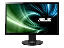 "VG248QE - 3D LED-Monitor - 61 cm (24"") (24"" sichtbar) - 1920 x 1080 Full HD (1080p) - TN - 350 cd/m²"