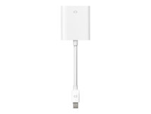 - VGA-Adapter - Mini DisplayPort (M) bis HD-15 (VGA) (W) - für iMac; Mac mini; MacBook (Ende 2008, Ende 2009, Mitte 2010); MacBook Air; MacBook Pro