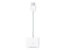 """- Videoanschluß - Single Link - HDMI (M) bis DVI-D (W) - für Mac Pro (Late 2013); Mac Mini (Late 2018, Early 2020); MacBook Pro 15.4"""" (Mid 2012, Early 2013, Late 2013, Mid 2014, Early 2015, Mid 2015)"""