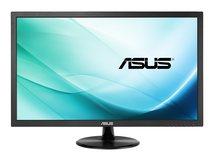 "VP247T - LED-Monitor - 59.9 cm (23.6"") - 1920 x 1080 Full HD (1080p) - 250 cd/m² - 1 ms"