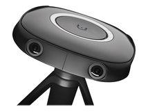 Vuze - 360° Action-Kamera - 3D - 4K / 30 BpS - Wi-Fi - Schwarz