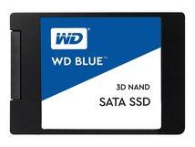 """WD Blue 3D NAND SATA SSD WDS100T2B0A - Solid-State-Disk - 1 TB - intern - 2.5"""" (6.4 cm) - SATA 6Gb/s"""