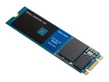 WD Blue SN500 NVMe SSD WDS250G1B0C - Solid-State-Disk - 250 GB - intern - M.2 2280 - PCI Express 3.0 x2 (NVMe)