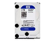 "WD Blue WD20EZRZ - Festplatte - 2 TB - intern - 3.5"" (8.9 cm) - SATA 6Gb/s"