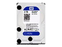 "WD Blue WD30EZRZ - Festplatte - 3 TB - intern - 3.5"" (8.9 cm) - SATA 6Gb/s"