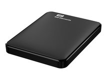 WD Elements Portable WDBUZG5000ABK - Festplatte - 500 GB - extern (tragbar) - USB 3.0