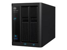 WD My Cloud PR2100 WDBBCL0000NBK - NAS-Server - 2 Schächte - RAID 0, 1, JBOD - RAM 4 GB - Gigabit Ethernet