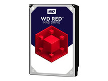"WD Red NAS Hard Drive WD20EFRX - Festplatte - 2 TB - intern - 3.5"" (8.9 cm) - SATA 6Gb/s"