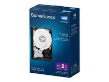 "WD Surveillance WDBGKN0020HNC - Festplatte - 2 TB - intern - 3.5"" (8.9 cm) - SATA 6Gb/s"