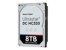 "WD Ultrastar DC HC310 HUS728T8TAL5201 - Festplatte - verschlüsselt - 8 TB - intern - 3.5"" (8.9 cm)"