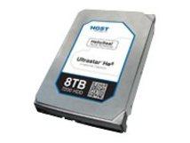"WD Ultrastar He8 HUH728060AL5200 - Festplatte - 6 TB - intern - 3.5"" (8.9 cm) - SAS 12Gb/s"