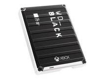 WD_BLACK P10 Game Drive for Xbox One WDBA5G0050BBK - Festplatte - 5 TB - extern (tragbar) - USB 3.2 Gen 1 - Schwarz mit weißer Verzierung