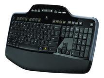 Wireless Desktop MK710 - Tastatur-und-Maus-Set - kabellos - 2.4 GHz - Nordisch