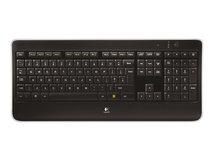 Wireless Illuminated Keyboard K800 - Tastatur - hinterleuchtet - kabellos - 2.4 GHz - USA International