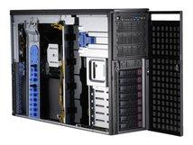 Workstation U9280CP - Tower - 2 x Xeon Silver 4110 / 2.1 GHz - RAM 192 GB - SSD 960 GB - DVD-Writer