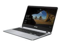 "X507UF EJ044T - Core i5 8250U / 1.6 GHz - Win 10 Home 64-Bit - 8 GB RAM - 256 GB SSD - 39.6 cm (15.6"") 1920 x 1080 (Full HD)"