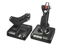 X52 Professional H.O.T.A.S. - Joystick und Gasregler - kabelgebunden - für PC