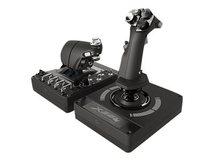 X56 H.O.T.A.S. - Joystick und Gasregler - kabelgebunden - für PC