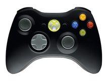 Xbox 360 Wireless Controller for Windows - Game Pad - 16 Tasten - kabellos - Schwarz - für PC, Microsoft Xbox 360