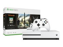 Xbox One S - Tom Clancy's The Division 2 Bundle - Spielkonsole - 4K - HDR - 1 TB HDD