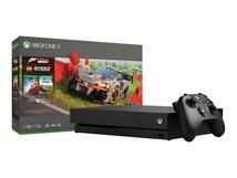 Xbox One X - Spielkonsole - 4K - HDR - 1 TB HDD - Schwarz