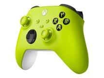 Xbox Wireless Controller - Game Pad - kabellos - Bluetooth - Electric Volt - für PC, Microsoft Xbox One, Android, iOS, Microsoft Xbox Series S, Microsoft Xbox Series X