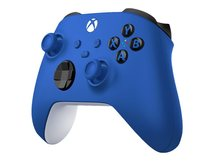 Xbox Wireless Controller - Game Pad - kabellos - Bluetooth - Shockblau - für PC, Microsoft Xbox One, Android, iOS, Microsoft Xbox Series S, Microsoft Xbox Series X