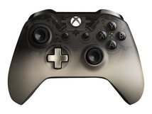 Xbox Wireless Controller - Phantom Black Special Edition - Game Pad - kabellos - Bluetooth - Translucent Black