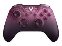 Xbox Wireless Controller - Phantom Magenta Special Edition - Game Pad - kabellos - Bluetooth - Translucent Dark Pink