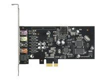 XONAR SE - Soundkarte - 24-Bit - 192 kHz - 116 dB S/N - 5.1